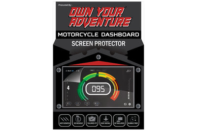 Triumph Street Triple / Tiger 800/  Speed Protection - Screen Protector