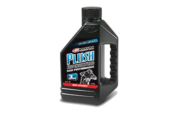 Maintenance :- Plush Suspension Fluids (Bicycles).