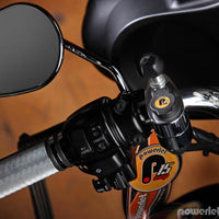 Cigarrete Charger for Harleys w Ram Mount Hole.
