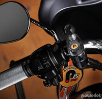 Cigarrete Charger for Harleys w Ram Mount Hole