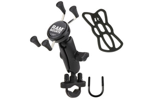 "RAM Set - Handlebar X Grip U-Bolt - large (Above 5"")"