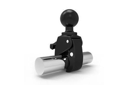 "RAM Base - Tough-Claw™ SMALL with 1"" Diameter Rubber Ball"