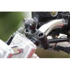 "RAM Base - Torque 3/4"" - 1"" Diameter Handlebar Base"