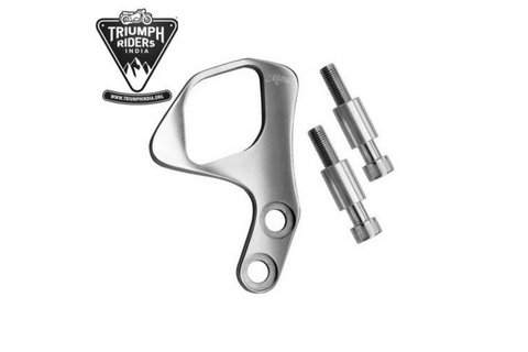 Triumph Bonneville Styling - RHS Ignition Relocation Bracket