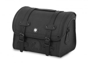 Small Leather bag 25L Rugged.