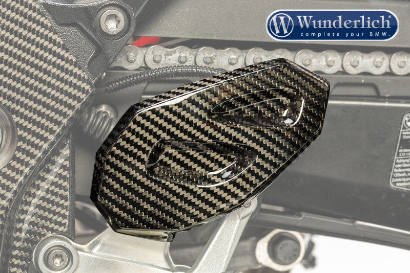 BMW S1000XR Protection - Heel Protector Set (Carbon)