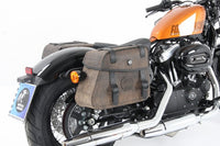 Harley-Davidson Side Carrier - Saddlebags