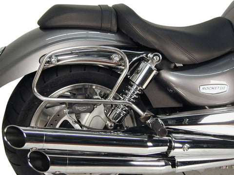 Triumph Rocket III Saddlebags carrier