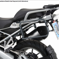 BMW R1200GS Carrier Sidecases - Quick Release (Anthracite) - Motousher