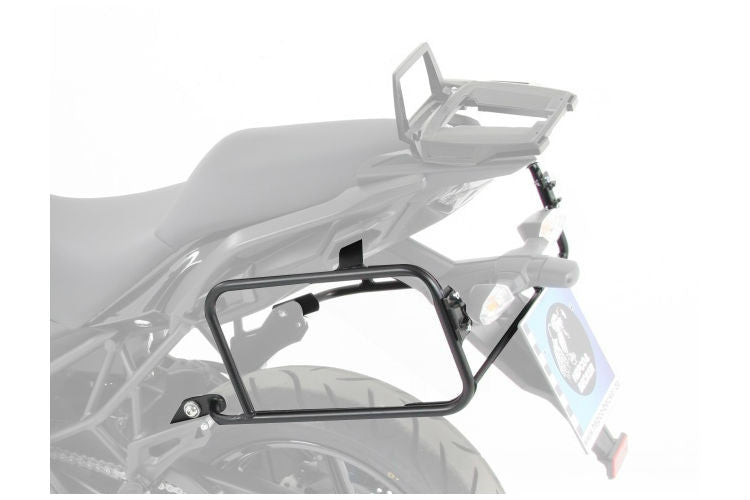 Kawasaki Versys 650 Carrier Sidecases - Quick Release (