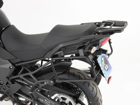 "Kawasaki Versys 1000 Sidecases Carrier - Quick Release ""Lock It"""