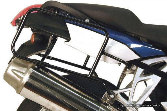"BMW K1300 S Sidecases Carrier - Quick Release ""Lock It"""