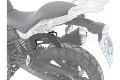 "BMW G310GS Carrier - Sidecases ""C-Bow"""