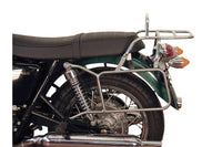 Triumph Bonneville Carrier - Sidecases + Topcase Set 'Permanently Fixed'