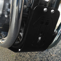Triumph Bonneville Protection - Skid Plate (Sump Guard) - Motousher