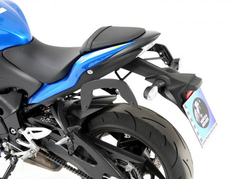 Suzuki GSXS 1000 & F ABS Sidecases Carrier - C-Bow