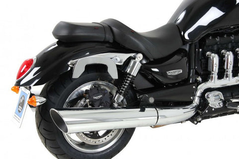 Triumph Rocket III Roadster Sidecases Carrier - C-Bow