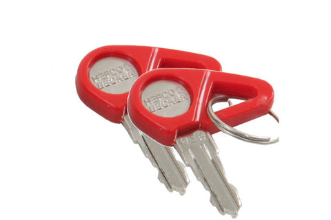 Key set for Hepco Becker Cases (two pcs)