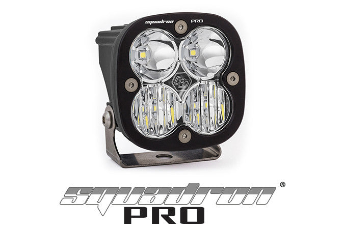 Aux LED Squadron PRO - 4900 Lu /pc | Baja Designs