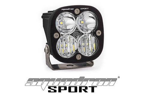 Aux LED Squadron SPORT - 1800Lu/pc | Baja Designs (Pair)
