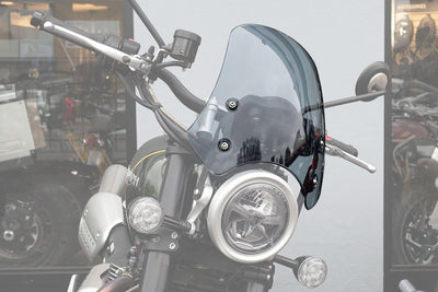Triumph Scrambler 1200 Screen - Marlin Flyscreen