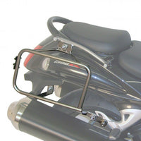 "Suzuki Hayabusa Carrier Sidecases- Quick Release ""Lock It""."