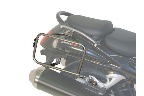 "Suzuki Hayabusa Carrier Sidecases- Quick Release ""Lock It"""