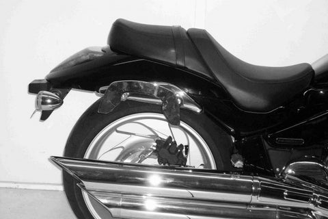 Suzuki M1800R Intruder Sidecases Carrier - C-Bow