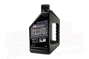 Transmission Oils :- Synthetic Gear Oil