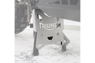 Triumph Tiger Explorer Protection - Centre Stand Plate