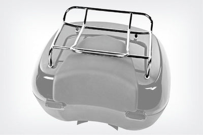 BMW K600 GT Ergonomics - Topcase luggage Rack