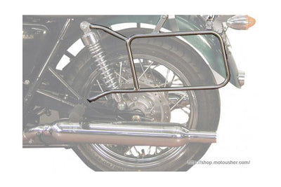Triumph Bonneville Carrier - Sidecases 'Permanently Fixed'