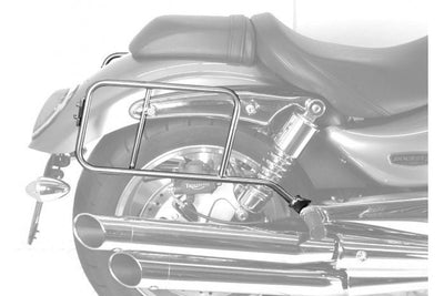 Triumph Rocket III Carrier - Sidecases 'Quick Release'