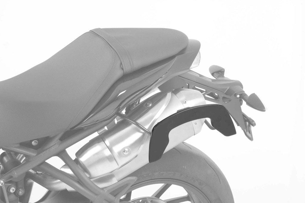 "Triumph Speed Triple 1050 Carrier - Sidecases ""C-Bow"""