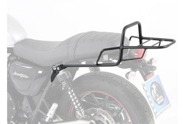 Triumph Street Twin Topcase carrier Tube Type - Chrome