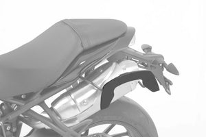 "Triumph Street Triple 675 Carrier -  Sidecases Carrier ""C-Bow""."