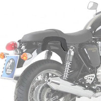 Triumph Thruxton Sidecases Carrier - C-Bow (Black).
