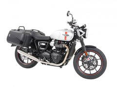 "TRIUMPH Street Twin Sidecases Carrier - Quick Release ""Lock It"""