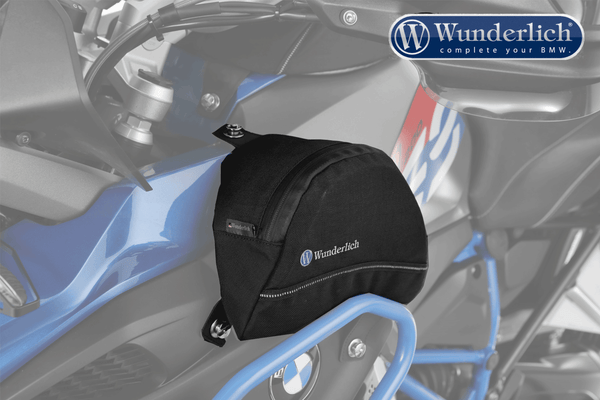 BMW R1200GS Luggage - Tank Guard Bags.