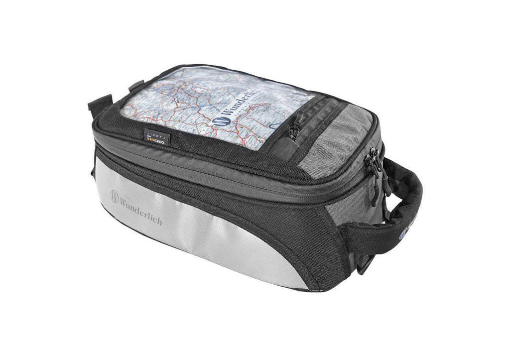 Tank Bag 07L Elephant Tour - Black+Silver