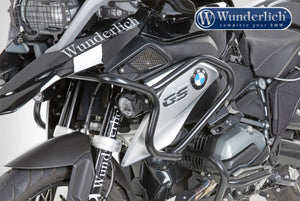 BMW R1200GS Protection - Engine Tank Guard (Black) - Motousher