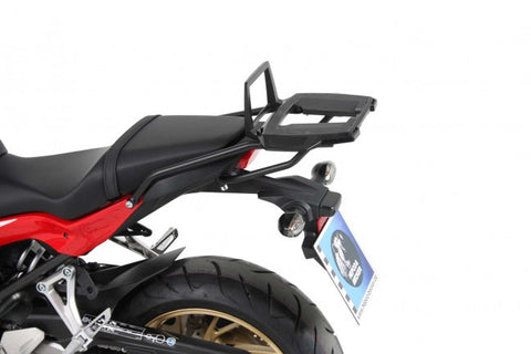 Honda CBR 650F Carrier Topcase - Fixed Hinge (Alu Rack)