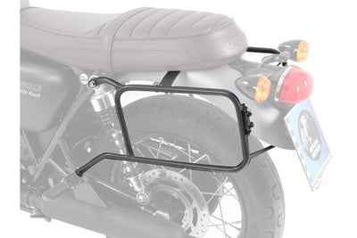 Triumph Bonneville T100 Sidecases Carrier - Permanently Fixed
