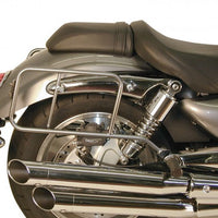 Triumph Rocket 3 (13-19) Carrier - Sidecases 'Quick Release'.