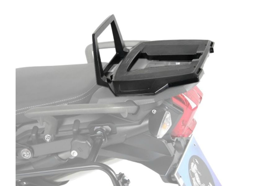 Kawasaki Ninja 650 Carrier Topcase - Fixed Hinge (Alu Rack)