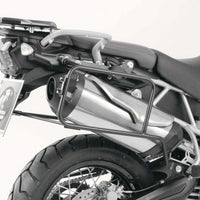 "Triumph Tiger 800XC (12-14)  Sidecases Carrier - Quick Release ""Lock It"""