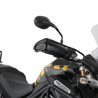 "Triumph Tiger Explorer 1200 Protection - Hand Guard "" Metal Bars""."
