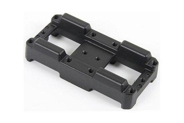 Universal Holder for Aluminum Side cases by Hepco Becker.