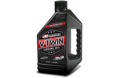 VTwin Oils :- 100% Synthetic Motorcycle Oil