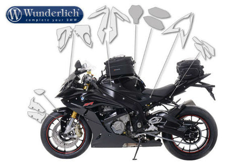 BMW S1000RR Protection - Paint Protection Set
